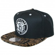 Mitchell & Ness - Strapback Cap Brookyln Nets The Archives