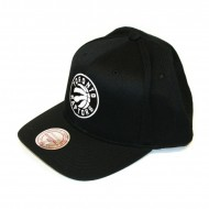 Mitchell & Ness Toronto Raptors 110 Curved Snapback black