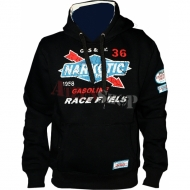 Narkotic Wear - Gasoline Hoody schwarz