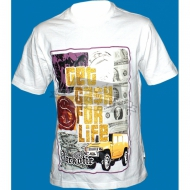 Narkotic Wear Get Cash For Live Shirt L