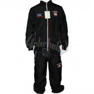 Narkotic Wear - Trainingsanzug California schwarz