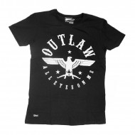 Outlaw All Eyes On Me Shirt Schwarz