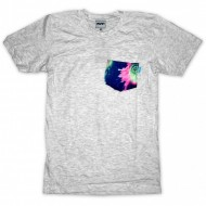 Phoenix Clothing - Ursa Minor T-Shirt ash grey