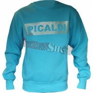 Picaldi Sweater 2075 t�rkise/gold