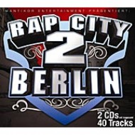 Rap City Berlin 2 CD