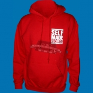 "Selfmade Records Hoody ""since 2005"" rot"