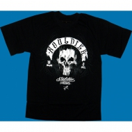 Souldier Tattoo Clothing T-Shirt White Skull (SALE)