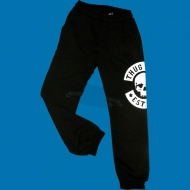 Thug Life - \'\'Basic Skull Group\'\' Jogginghose schwarz