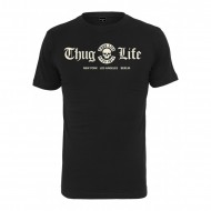 Thug Life Cities T-Shirt schwarz