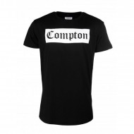 Thug Life - Compton Box Long T-Shirt schwarz