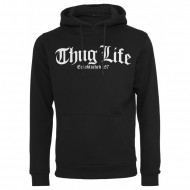 Thug Life Old English Hoodie