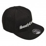 Thug Life - South Central Snapback Cap schwarz