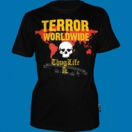 Thug Life - Terror Worldwide T-Shirt