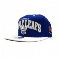 Toronto Maple Leafs Team Arch Snapback | NHL | Mitchell & Ness