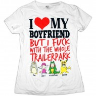 Trailerpark Girly T-Shirt Boyfriend