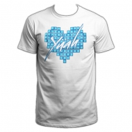 Sudden - Y�ah Heart T-Shirt wei�