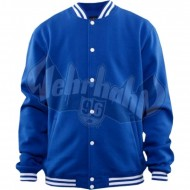 Urban Classics - College Sweatjacke royal