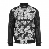Urban Classics - Flower Bomber Jacket