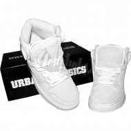 Urban Classics - High Top Shoes white