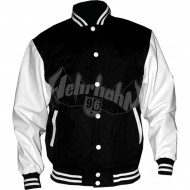 Urban Classics Light College Jacket schwarz