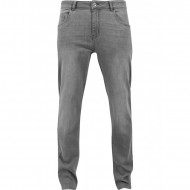 Urban Classics - Stretch Denim Pants Jeans grey
