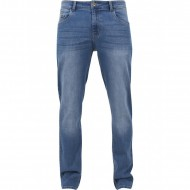 Urban Classics - Stretch Denim Pants blue washed