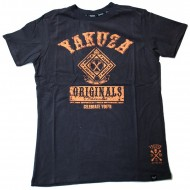 Yakuza Ink. - Celebrate Youth T-Shirt darkgrey