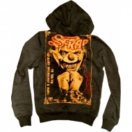 Yakuza Ink. HOB 136 Scrap Hoody black ink