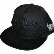 Yakuza Ink Snapback All Black