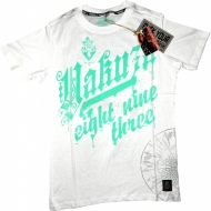 Yakuza Ink. T-Shirt TSB109 eight nine three weiss