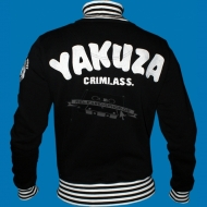 "Yakuza Ink. YPZIP 1120 Zipjacke ""Crimi.Ass."""