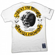 Yakuza Premium Treat Em Rough T-Shirt YPS-2003 (weiss)