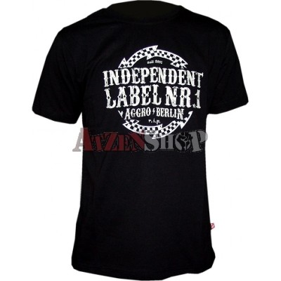 Aggrowear Independent Label Nr. 1 T-Shirt