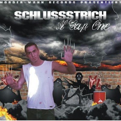 Al Cap One - Schlussstrich (CD)