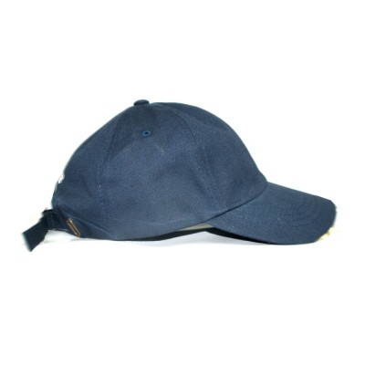 Al-Gear Milfhunter Curved Strapback Cap navy