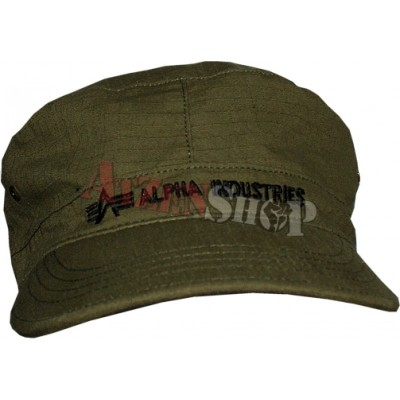 Alpha Industries Army Hat oliv
