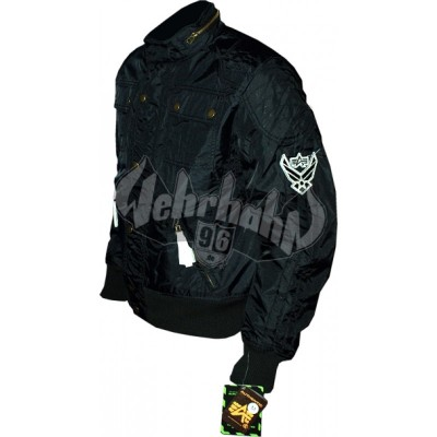 Alpha Industries Jacke Phantom black