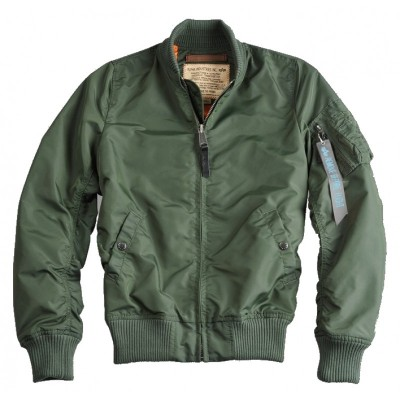 Alpha Industries - Ladies MA-1 TT Wmn Bomberjacke sage-green