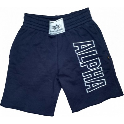 Alpha Industries - Track Short navy