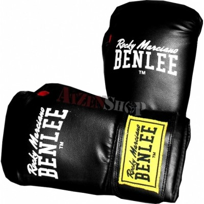 Benlee Rocky Marciano PVC Training Gloves RODNEY black/red