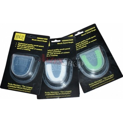 Benlee Single Silicone Mouthguard in Container BITE