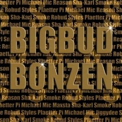 Big Bud - Big Bud Bonzen (CD)