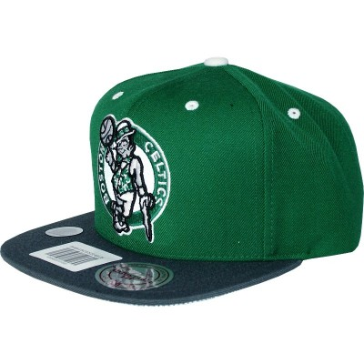 Boston Celtics Snapback Reflective 2 Tone | NBA | Mitchell & Ness