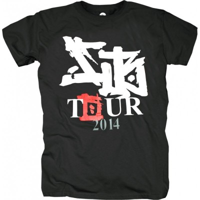 Bushido Sonny Black Tour Shirt 2014