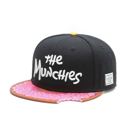Cayler & Sons Munchies Classic Snapback | Green Label