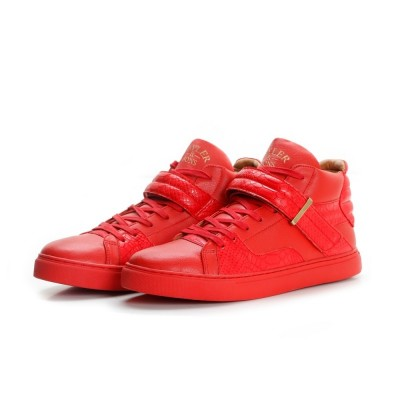 Cayler & Sons - Sashimi Sneaker flame red/red python