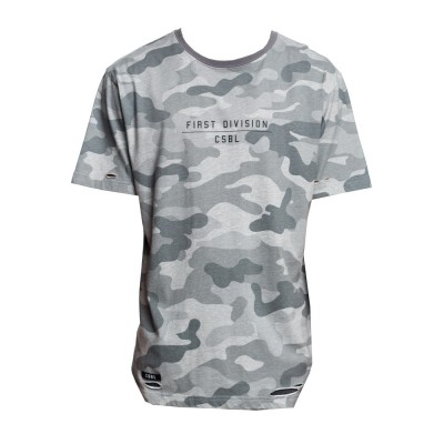 Cayler & Sons T-Shirt First Division stone camo