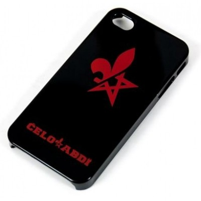 Celo & Abdi iPhone 4/4S Case schwarz