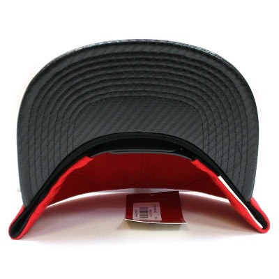 Chicago Bulls Snapback Speedway Red Black | NBA | Mitchell & Ness