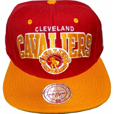 Cleveland Cavaliers Snapback 2 Tone Arch | NBA | Mitchell & Ness